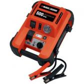 Black & Decker JUS500IB 500-Amp Jump Starter with Built-in Tire Inflator Review
